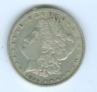 1895-O MORGAN SILVER DOLLAR--CIRCULATED