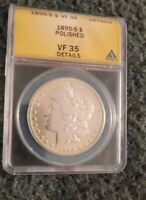 1895 S.MORGAN DOLLAR    EYE APPEAL AND  LOW MINTAGE   GREAT PRICE