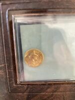 1915 S PANAMA PACIFIC EXPOSITION GOLD DOLLAR $1 PCGS MS63