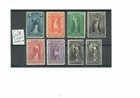 V329 USA NEWSPAPER STAMPS TO $100 WITH GUM MM ON 1CARD  8
