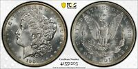 1904-O MORGAN SILVER DOLLAR PCGS MINT STATE 64 TRUEVIEW SLIGHT REVERSE ROTATED DIE