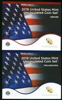 2018 P & D UNITED STATES UNCIRCULATED MINT COIN SET  CP757
