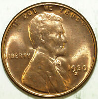 1930 S LINCOLN CENT  RED UNCIRCULATED  GREAT SET FILLER 217