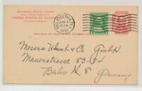 LO35261 USA 1932 TO BERLIN GOOD COVER USED