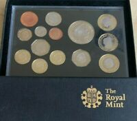 ROYAL MINT 2011 PROOF COIN SET   IMMACULATE