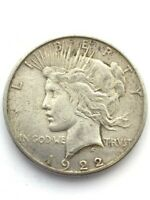UNITED STATES 1922 S PEACE ONE DOLLAR 2139514-1