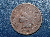1880 INDIAN HEAD CENT  547