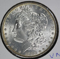 NICE UNCIRCULATED 1883 O MORGAN DOLLAR   STRONG STRIKE   BOOMING LUSTER