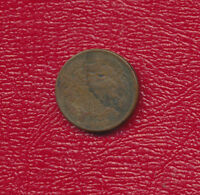 1865 TWO CENT 2 CENT PIECE  CIRCULATED TWO CENT PIECE SHIPS FREE