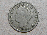 1902 5C LIBERTY NICKEL   526
