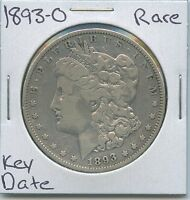 1893-O MORGAN DOLLAR  KEY DATE US MINT SILVER COIN