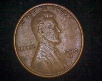 1930-S LINCOLN WHEAT CENT 9500