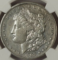 1903-S $1 MICRO S EXTRA FINE 40 NGC-CLEANED- MORGAN DOLLAR. 1903-S $1 SMALL S, VAM-2, BOO