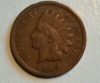 1908 S INDIAN CENT KEY