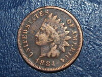 1884 INDIAN HEAD CENT  622