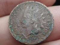 1864 L INDIAN HEAD CENT PENNY  POINTED BUST  METAL DETECTOR FIND