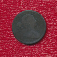 1801 DRAPED BUST LARGE CENT NICE CIRCULATED EARLY LARGE CENT