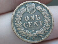 1883 INDIAN HEAD CENT PENNY  VG/FINE DETAILS PARTIAL LIBERTY