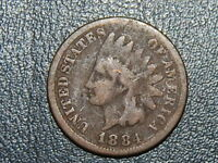 1884 INDIAN HEAD CENT  360