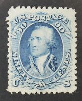 CKSTAMPS: US STAMPS COLLECTION SCOTT72 90C WASHINGTON UNUSED NG CV$1900