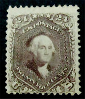 NYSTAMPS US STAMP  70 MINT WITH GUM H $3000