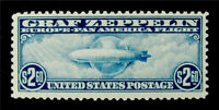 NYSTAMPS US AIR MAIL STAMP  C15 MINT OG NH $975
