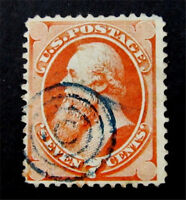 NYSTAMPS US STAMP  149 USED $100
