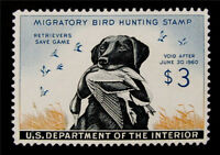 NYSTAMPS US DUCK STAMP  RW26 MINT WITH GUM H $125