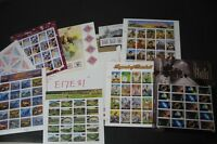 CKSTAMPS : LOVELY MINT NH OG US SHEETS STAMPS COLLECTION  FACE VALUE $57.00