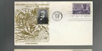 US FDC  954 DISCOVER GOLD IN CALIFORNIA  1948  CROSBY