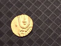 SOUTH INDIA  GOLD FANAM NAYAKAS OF CHITRADURGA CA.1500 1800 AD STK W12