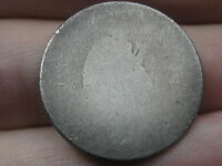 1838 1891 SILVER SEATED LIBERTY QUARTER  SLICK LOWBALL HEAVILY WORN