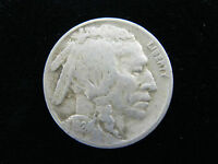1924 BUFFALO 5 CENT NICKEL