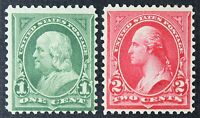 CKSTAMPS: US STAMPS COLLECTION SCOTT279 279B 2 MINT NH OG