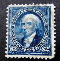 NYSTAMPS US STAMP  277 USED $450
