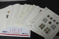 CKSTAMPS 7 : LOVELY MINT US STAMPS & SHEETS COLLECTION IN PAGES FACE VALUE $115