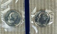 1989 P&D IN MINT CELLO ROOSEVELT DIME   BEST VALUE @ CHERRYPICKERCOINS