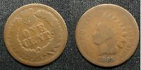 1865 U.S. INDIAN CENT - SOLID GOOD   STKFJ706