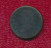1808 CLASSIC HEAD LARGE CENT  CIRCULATED EARLY LARGE CENT SHIPS FREE