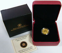 2012 $5 1/10TH OZ PURE GOLD COIN MAPLE LEAF FOREVER CANADA C