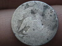 1829 1837 CAPPED BUST HALF DIME  90  SILVER