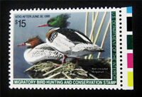 NYSTAMPS US DUCK STAMP  RW61 MINT OG NH $30