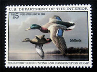 NYSTAMPS US DUCK STAMP  RW62 MINT OG NH $35