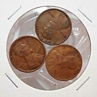 NICE LOT OF 3 UNITED STATES COINS  NICE ADDITION TO YOUR COLLECTION  ..12963