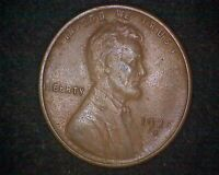 1929-D LINCOLN WHEAT CENT 13096