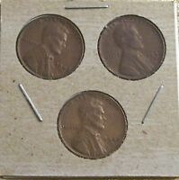 1948-P/D/S LINCOLN WHEAT CENT   1 COIN   ITM3