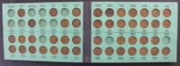 C-USA 1909-1948 LINCOLN CENT SET IN MEGHRIG ALBUM