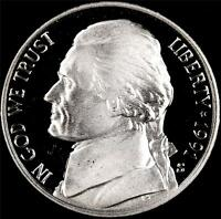1991 S GEM PROOF JEFFERSON NICKEL   ALWAYS BEST VALUE @ CHERRYPICKERCOINS