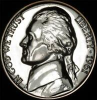 1961 GEM PROOF JEFFERSON NICKEL   ALWAYS BEST VALUE @ CHERRYPICKERCOINS