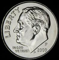 2009 P GEM BU ROOSEVELT DIME   ALWAYS BEST VALUE @ CHERRYPICKERCOINS 205